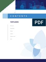 ICIS Fertilizers (S&D Outlooks) Jan 2019