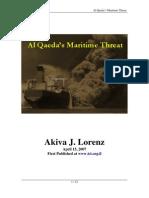 Al Qaeda's Maritime Threat
