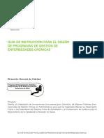 Linea14_ Programas de Enfermedades Cronicas