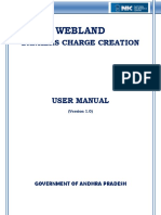Charge Creation User Manual