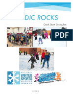 5-Day Nordic Rocks Curriculum (XC QuickStart)