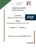 MONOGRAFÍA DE MECATLÁN, VER
