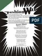 Fashion War Style 2