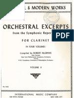 330675710 Solos Orquesta Clarinete Book 1 IMC[6221]