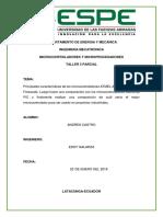 Caracteristica y Comparaciones Con Motorola,ATM,PIC