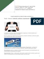 Ficha de Trabalho Nº11-M9- CV -Objeção Na Venda