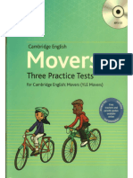 1three Practice Tests for Cambridge English Yle Movers
