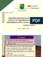PROPIEDADES BIOLOGICAS