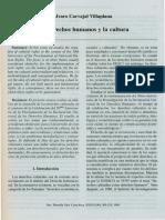Los derechos humanos y la cultura.pdf