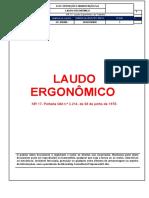 1_ Laudo Ergonômico - Rev . 0