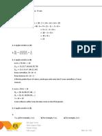 Resolução Teste 3 2P 5ºano