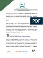Clase 1 - Modelos y Clasificaciones