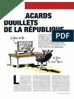 Placards Dorée de La République-Marianne - 18 Janvier 2019