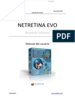 Netretinaevo Manual