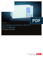 1MRK506280-BEN B en Line Distance Protection REL670 1.1 Pre-configured Product Guide