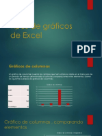 Tipos de Gráficos de Excel