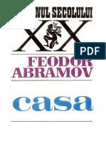 abramov, feodor - casa (1978).epub