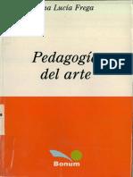 Ana Lucía Frega - Pedagogía Del Arte