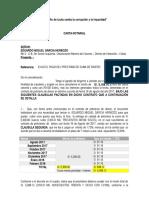 Carta Notarial - Esteveen Alvarado Guzman