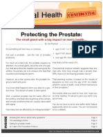Protecting the Prostate May2010