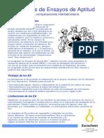 Eurachem Leaflet PT ES March 2006