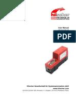 NetTAP NT 50 - Gateway Devices UM 12 En