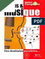 Tangente HS 11 - Maths Et Musique