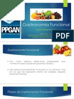 Gastronomia Funcional VANESSA AZEVEDO 2017
