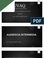 Etapa Intermedia Titulacion