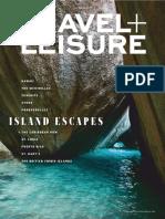 Travel+Leisure Magazine   Αφιέρωμα στην Σύρο (Φεβρουάριος 2019)