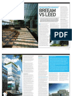 BREEAM v LEED Sustain Magazine