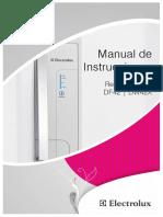 Manual Electrolux DF42