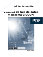 Liccon1 Datenbus Sp