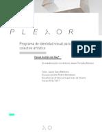 Plex.or Memoria Proyectual