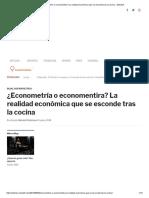 ¿Econometría o Economentira_ La Realidad Económica Que Se Esconde Tras La Cocina » Minuto5
