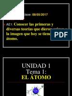 Química Ejercicios Modelo Atomico , UMA