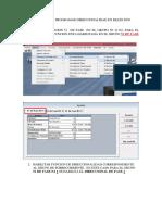 Instructivo Para Programar Direccionalidad en Relés f650 Miltilin