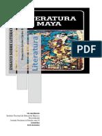 Ensayo Literatura Maya
