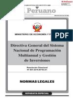 Directiva Mef