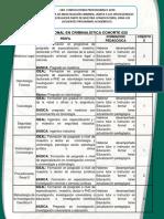 Convocatoria Docentes Esinc 2019-1