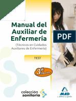 Test Tcae - MAD