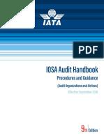 IAH Procedure and Guidance Ed 9- September 2018