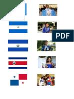 Banderas y Personas