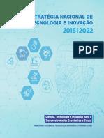 16 03 2018 Estrategia Nacional de Ciencia Tecnologia e Inovacao 2016 2022