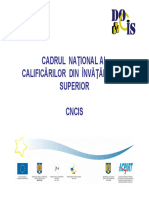 Prezentare DOCIS UTBv 03.02