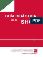 Guia Shoa Madrid