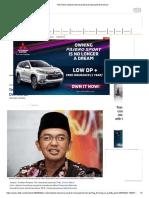 TKN Sebut Tabloid Indonesia Barokah Menyakiti Demokrasi