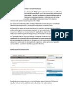 Instructivo PDD 2016