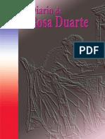 Diario de Rosa Duarte