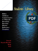 Bible Students Library (Russellites)